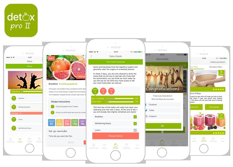 detox pro app featured image