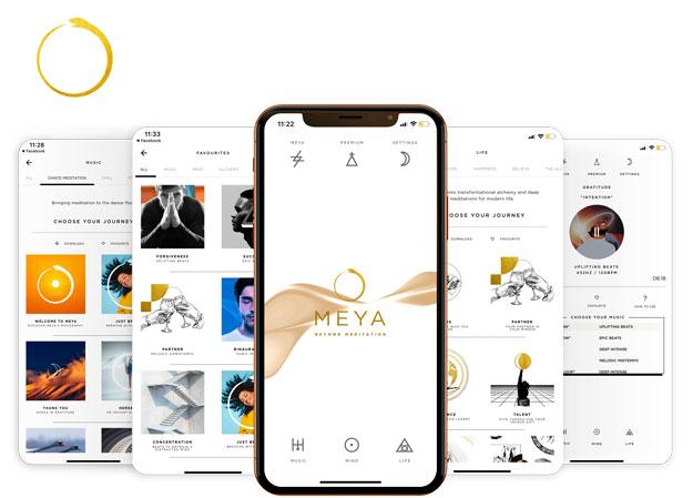 Meya Meditation App