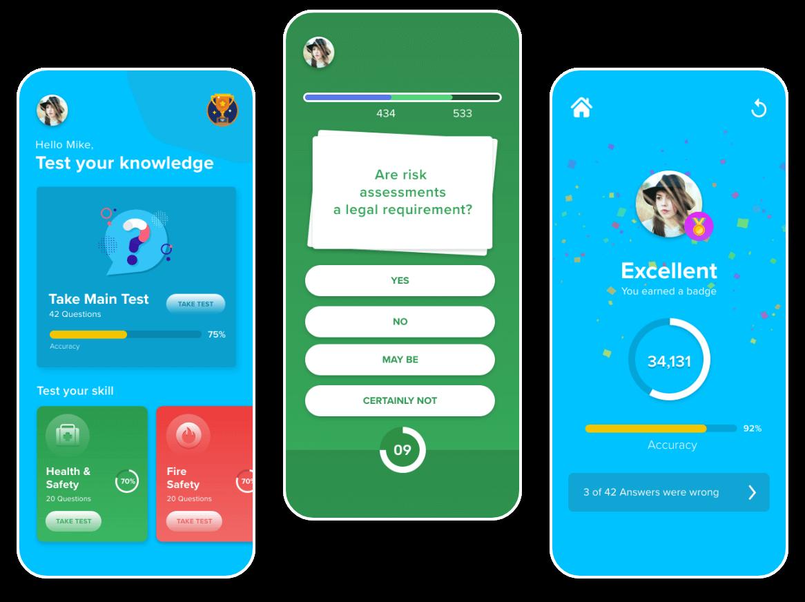 WIK Mobile App Test Knowledge