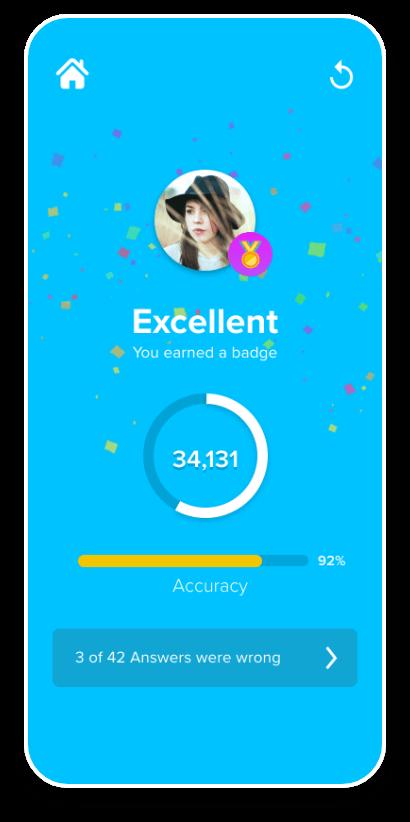 WIK Mobile app Result