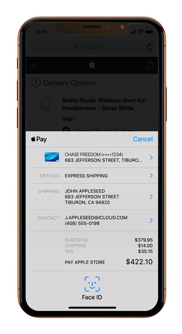 Shopping App Checkout