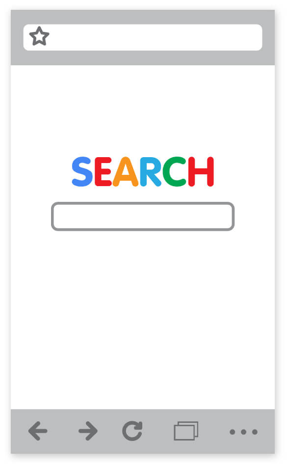 Small Business Apps Search Graphics