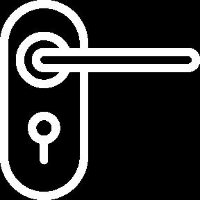 Locksub Door Lock Icon