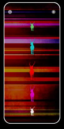 Deer Sleep - Main Screen