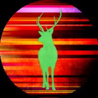 Deer Sleep Logo Light