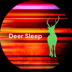 Deer Sleep Logo